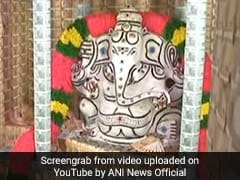 For Tamil New Year, Chennai Temple Decorated With Currency Notes. Watch