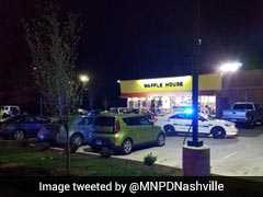 4 Dead As Naked Gunman Attacks Tennessee Restaurant At 3 AM