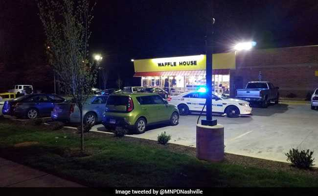 Nude Gunman Kills 3 At US Restaurant In 3 AM Shooting In Tennessee