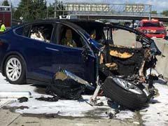 Tesla Asserts Autopilot 'Unequivocally Makes The World Safer' - Days After Fiery, Fatal Crash