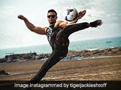 A Definitive List Of <i>Baaghi 2</i> Star Tiger Shroff's Legendary Flying Kicks