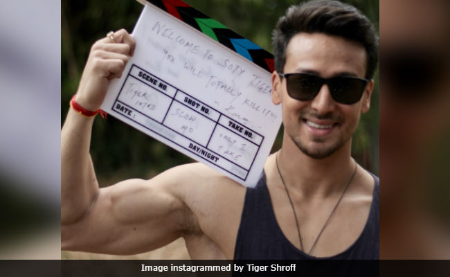 Tiger Shroff's Student Of The Year 2 Begins Filming, Full Cast Will Be Announced Soon