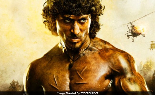 What Tiger Shroff's Rambo Director Said About Film's Status