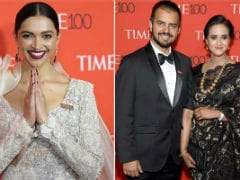 Time 100 Gala: Deepika Padukone's Namaste Aside, This Woman In A Saree Was The Real Desi Girl