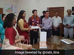 Rahul Gandhi Congratulates IAS Couple, Says 'Inspiration Amid Communal Hatred'
