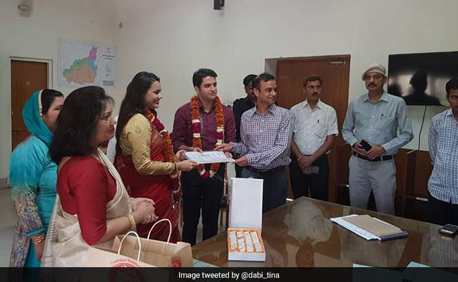 Rahul Gandhi Congratulates IAS Couple, Says 'Inspiration Amid Communal Hatred'
