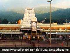 Karnataka To Build Rs 200 Crore Pilgrim complexes at Tirumala