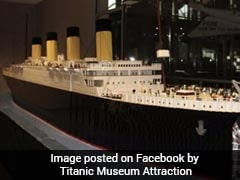 Boy With Autism Builds Largest Titanic Replica. It's Made Of 65,000 Legos