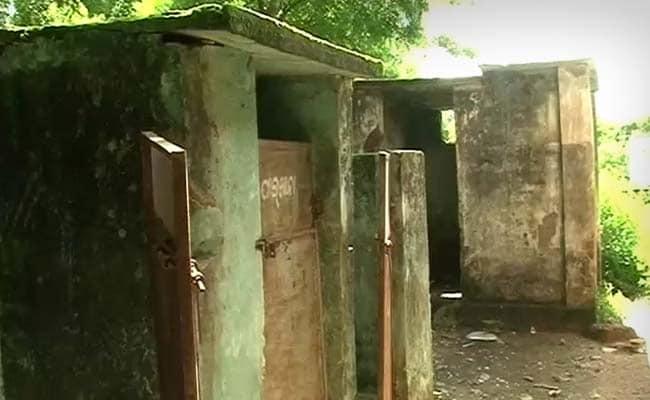 Not one toilet built under Swachh Bharat Mission