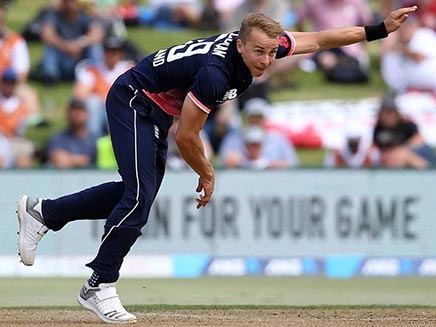 IPL 2018: England All-Rounder Tom Curran Replaces Mitchell Starc In Kolkata Knight Riders Squad
