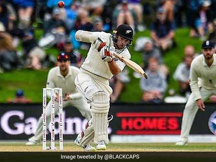 2nd Test: Tom Latham, Jeet Raval In Safe Start As New Zealand Chase 382 Against England