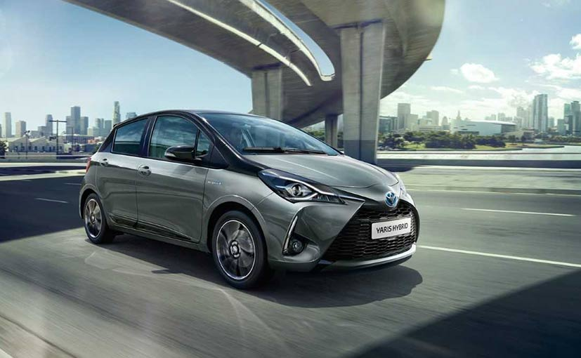 toyota yaris hybrid leads green car push for japanese. Black Bedroom Furniture Sets. Home Design Ideas