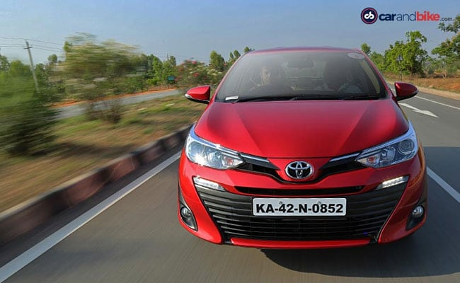 Toyota India has not indicated the quantum hike of the increase in the costs of its cars