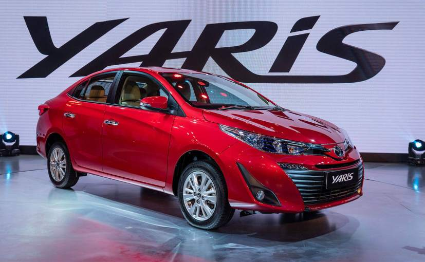 Toyota Yaris will jump into a highly competitive segment, dominated by the City, Ciaz, and Verna