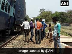 For Second Time In 12 Hours, Same Train In Madhya Pradesh Derails
