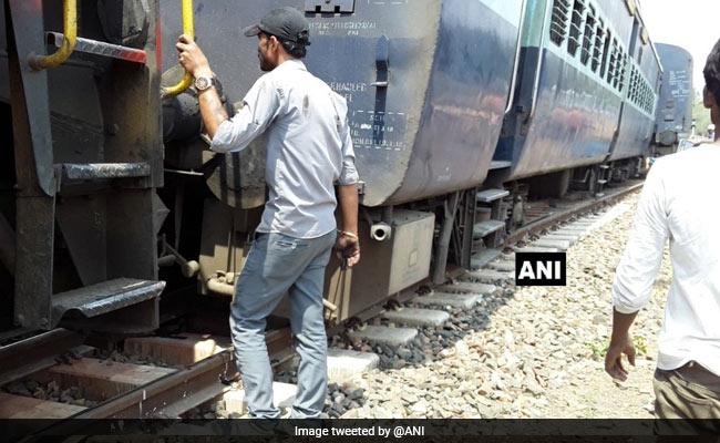 train derailment madhya pradesh twitter
