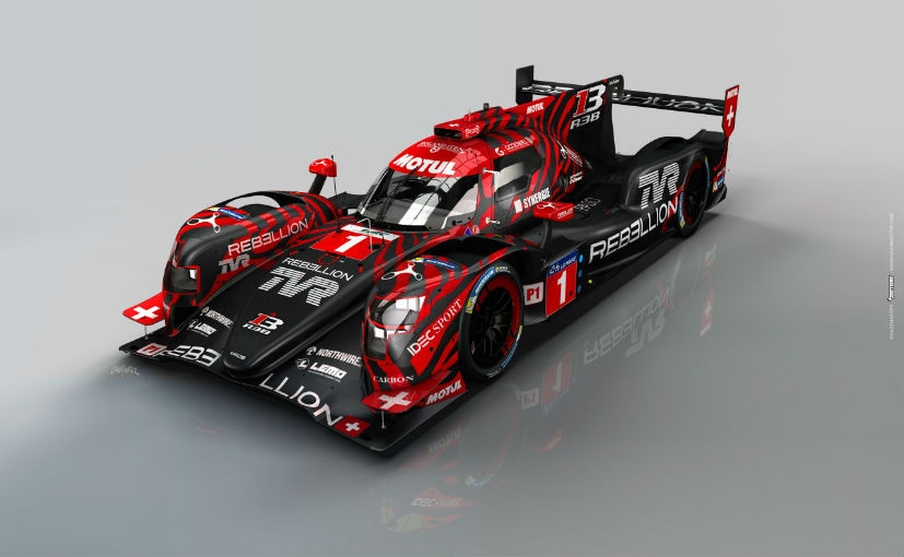 Tvr returns to le mans after 13 year with rebellion racing - Rebellion r13 ...