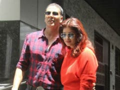 "Akshay Kumar, Wife Twinkle Khanna ""Playing With Sentiment"" Of Armed Forces, Say Officers"