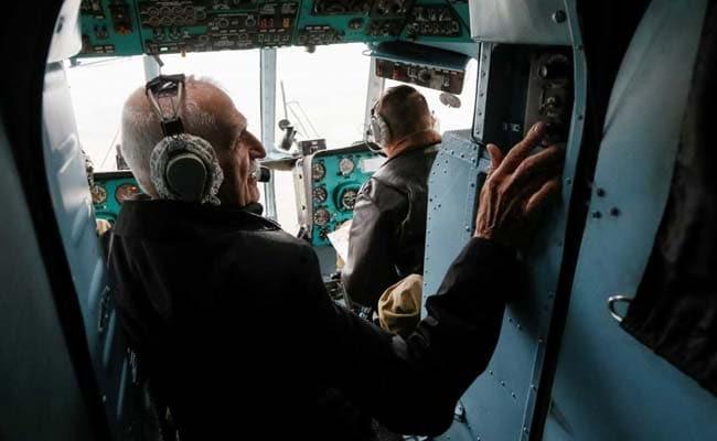 Still Flying At 86: Ukrainian Pilot Who Survived Chernobyl Disaster