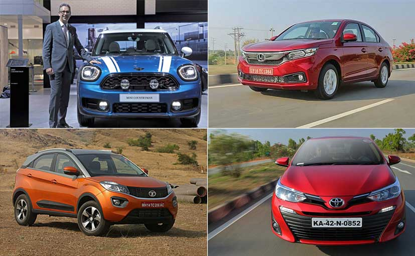 Upcoming Car Launches In India In May 2018