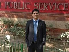 UPSC Result 2017: मेंस छोड़ने वाले थे प्रथम , एग्जाम दिया तो बन गए टॉपर