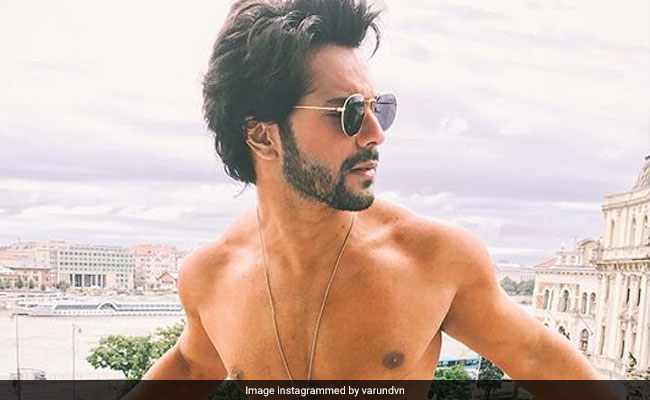 Weight Training, Pole Yoga And More: Know The Secret To Varun Dhawan