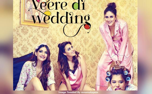 Veere Di Wedding New Poster: 'Good Times' With Kareena Kapoor, Sonam Kapoor, Swara Bhasker And Shikha Talsania