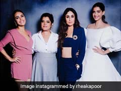 Between Sonam Kapoor, Kareena Kapoor, Swara Bhasker And Shikha Talsania, We Can't Pick A Favourite <i>Veere Di Wedding</i> Look