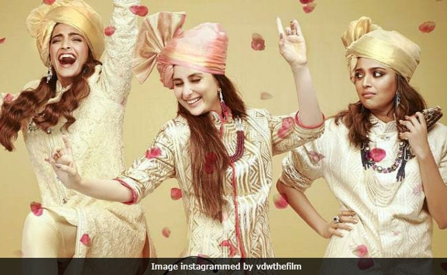 A Veere Di Wedding Update On 'Fantastic Four' Sonam Kapoor, Kareena Kapoor, Swara Bhasker And Shikha Talsania