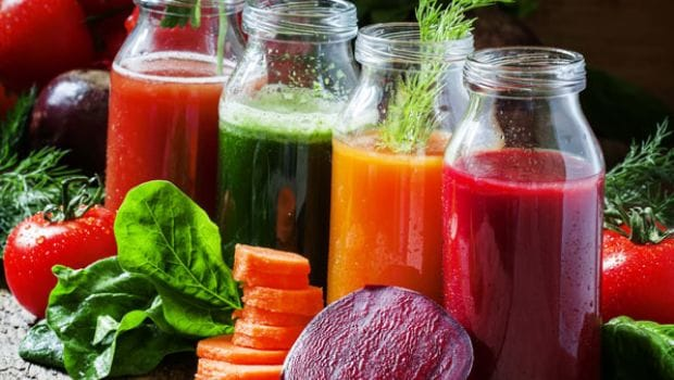 vegetable juice you should drink in summer
