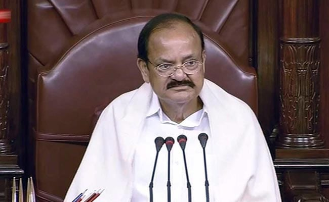 AIADMK Members Stage Walkout From Rajya Sabha Over Cauvery Issue