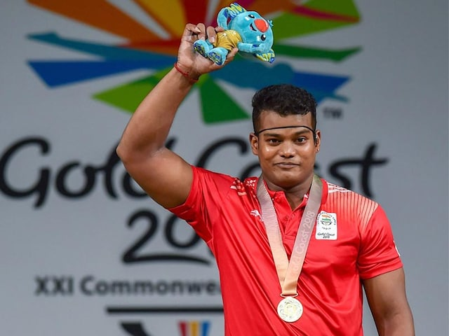 Commonwealth Games 2018: Weightlifters Continue Medal Rush, Venkat Rahul Ragala Wins Indias 4th Gold