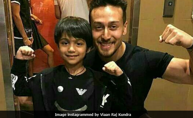 Shilpa Shetty's Son Viaan Dancing To Tiger Shroff's Baaghi 2 Song Is Super Cute
