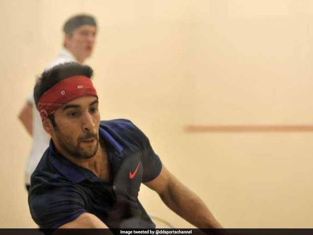 Commonwealth Games 2018: Indias Campaign In Mens Singles Squash Ends