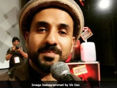 Vir Das Tweets About How Bollywood Portrays White Women. Twitter Disagrees