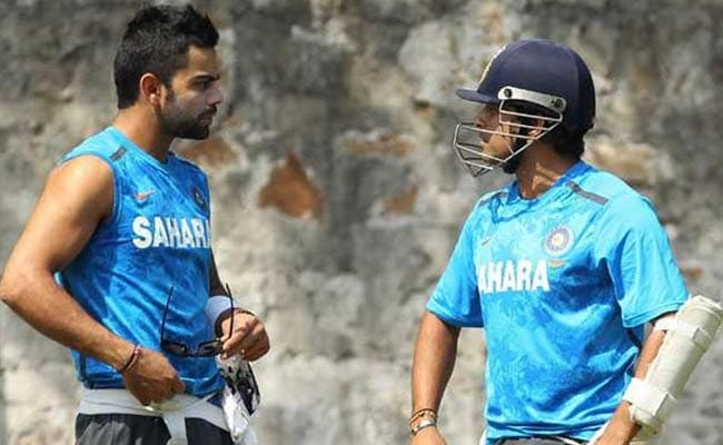 Virender Sehwag says Virat Kohli will break most of Sachin Tendulkars record