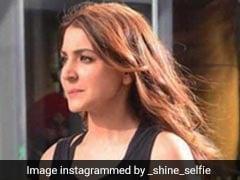 Anushka Sharma Rocks Husband Virat Kohli's T-Shirt Yet Again