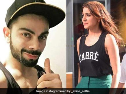 Anushka Sharma Rocks Husband Virat Kohli