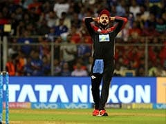 IPL 2018: Virat Kohli Loses Cool, Gets Into Argument With Umpire
