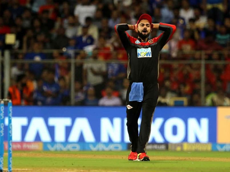 IPL 2018: Virat Kohli Loses Cool, Gets Into Argument With Umpire
