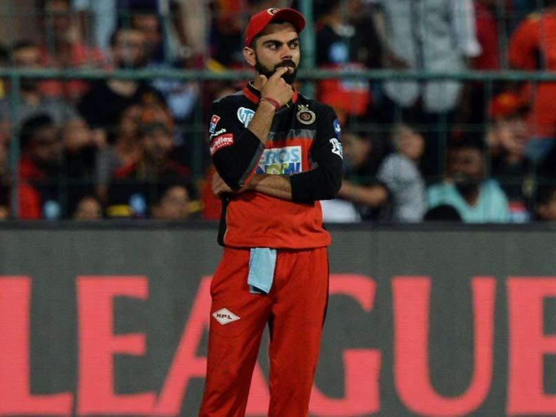 IPL 2018: Virat Kohli Blasts RCB