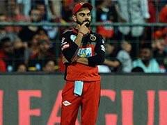 IPL 2018: केकेआर के खिलाफ मैच में मिली हार से नाराज RCB के कप्तान विराट कोहली ने कही यह बात...