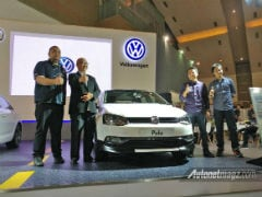 Volkswagen Polo VRS With 138 Bhp Launched At Indonesia Motor Show 2018
