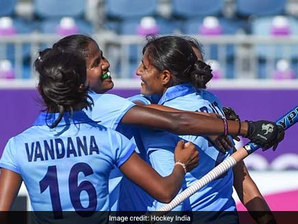 Commonwealth Games 2018: India Bounce Back With Resounding Win Over Malaysia In Women