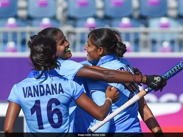 Commonwealth Games 2018: India Bounce Back With Resounding Win Over Malaysia In Womens Hockey