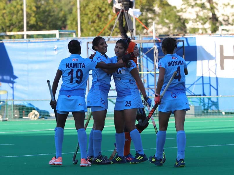 CWG 2018: Indias Womens Hockey Team Enters Semis