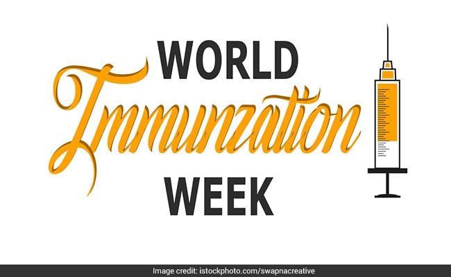 World Immunization Week 2018: Significance And Theme