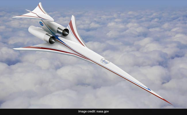 NASA's $248 Million Project For X-Plane With Speed Of (Gulp) 990 Mph
