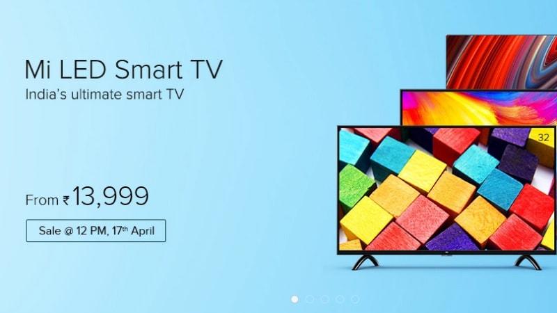 Xiaomi के तीनों स्मार्ट टीवी खरीदने का आज मौका