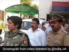 UP पुलिस ने कहा, मायावती का विधायक दलित प्रदर्शन का 'मुख्य साजिशकर्ता'